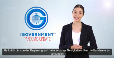 Videoausschnit aus Satire-Video