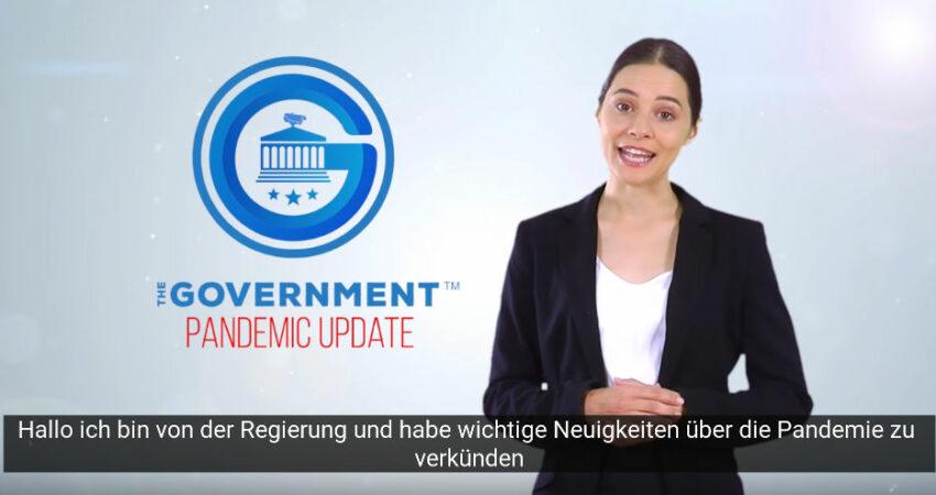 Videoausschnit aus Satire-Video