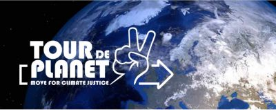 Logo der Tour de Planet